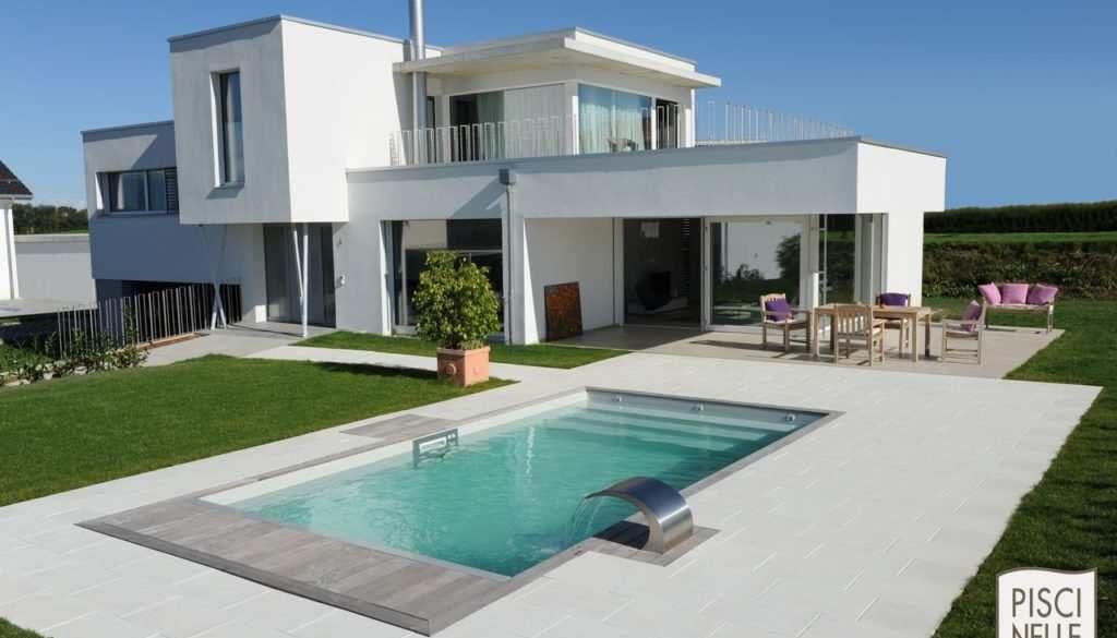 construire une piscine enterr e combien a co te. Black Bedroom Furniture Sets. Home Design Ideas