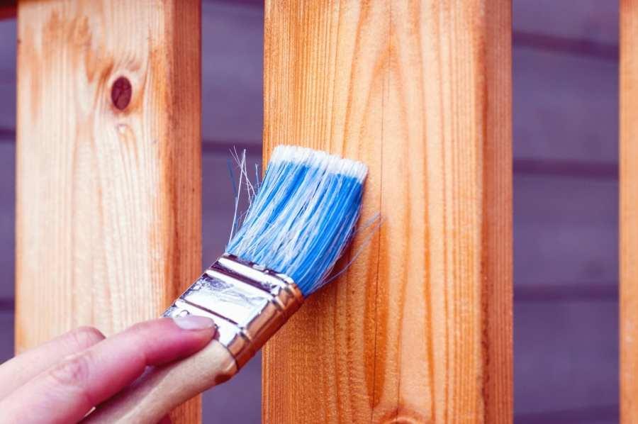 Quelle peinture utiliser pour la menuiserie intérieure?