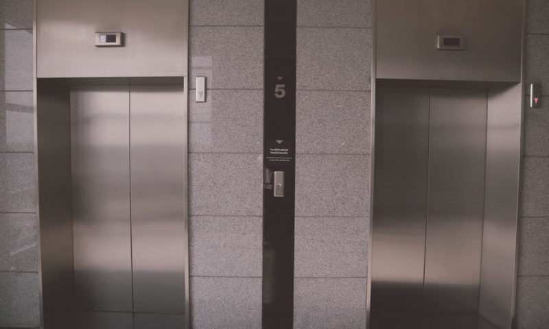 Des ascenseurs pertinents pour les personnes en perte d'autonomie