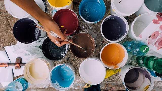 La peinture écologique pour limiter la pollution