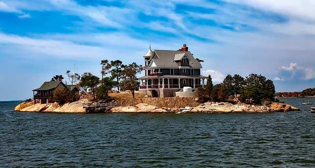 Peindre une maison au bord de la mer: choisissez la bonne peinture!