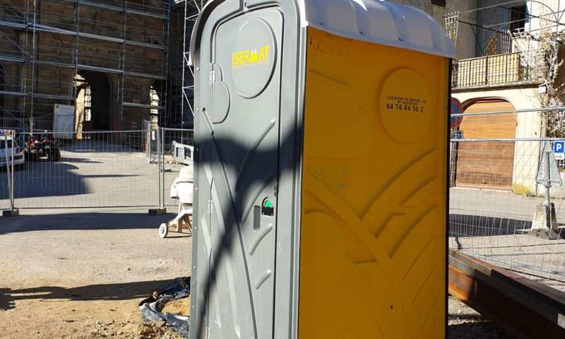 WC chimiques, la solution idéale pour les activités en plein air