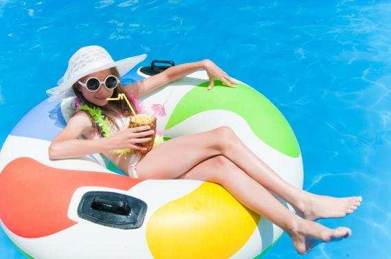Que servir pour une pool party?